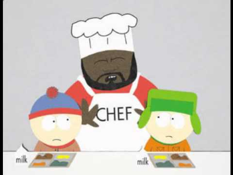 South Park Chef's Prostitutes song