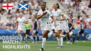 Download England v Scotland - FIFA Women's World Cup France 2019™ Mp3 and Videos