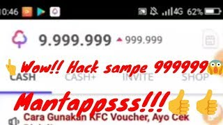 Download lagu Hack Saldo Cashtree 9999999 Dengan Apk Hack App Data MP3