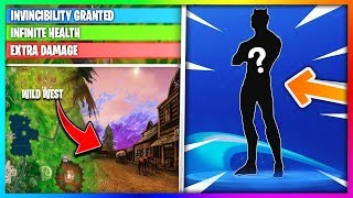 FORTNITE HAS RECEIVED THE HOTTEST UPDATE!! CUSTOMIZE SKINS + NEW LOCATIONS + OTHER