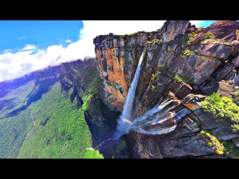 Top 10 Most Beautiful Waterfalls In The World 2016