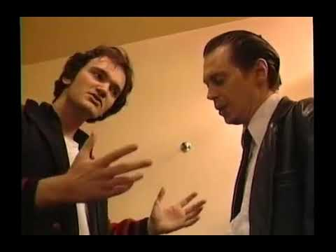 Quentin Tarantino - Sundance Institute 1991 FIlm Lab