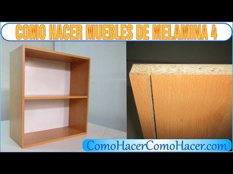 Como pegar tapa cantos de melamina pre encolados for Donde aprender hacer muebles melamina