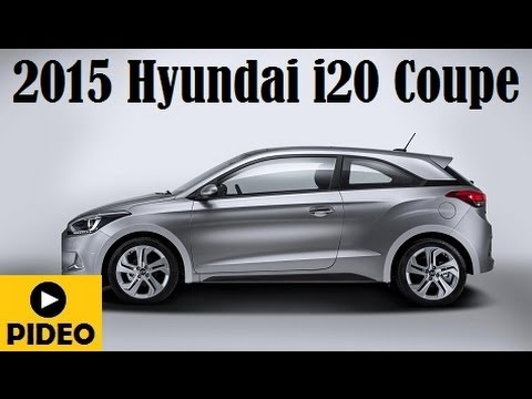 2015 Hyundai I20 Coupe Unveiled And Is Now Ready For Production