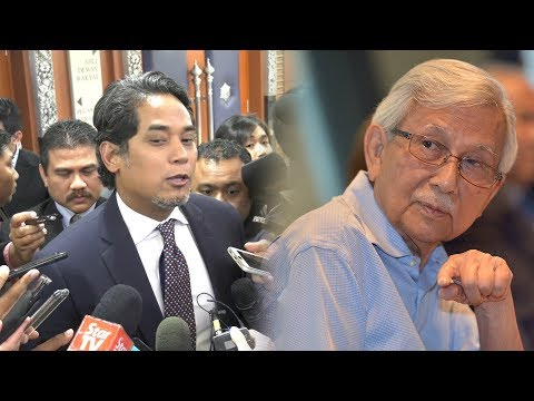 KJ agrees with Daim - it's time to stop the blame game