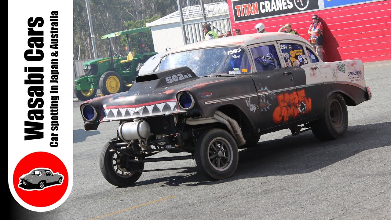 Nostalgic Drags at Willowbank Raceway - Gassers/Vintage Gas/Muscle Cars