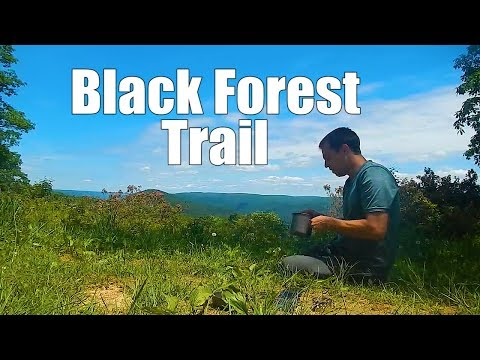 Backpacking the 42 mile Black Forest Trail - Tiadaghton Stat
