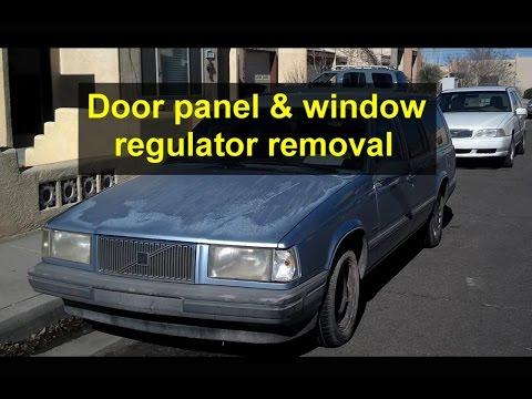 Volvo c70 06 13 mk2 window regulator mechanism front left for 2000 volvo c70 window regulator