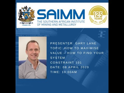 How To Maximise Value – How To Find Your System Constraint 101   Gary Lane