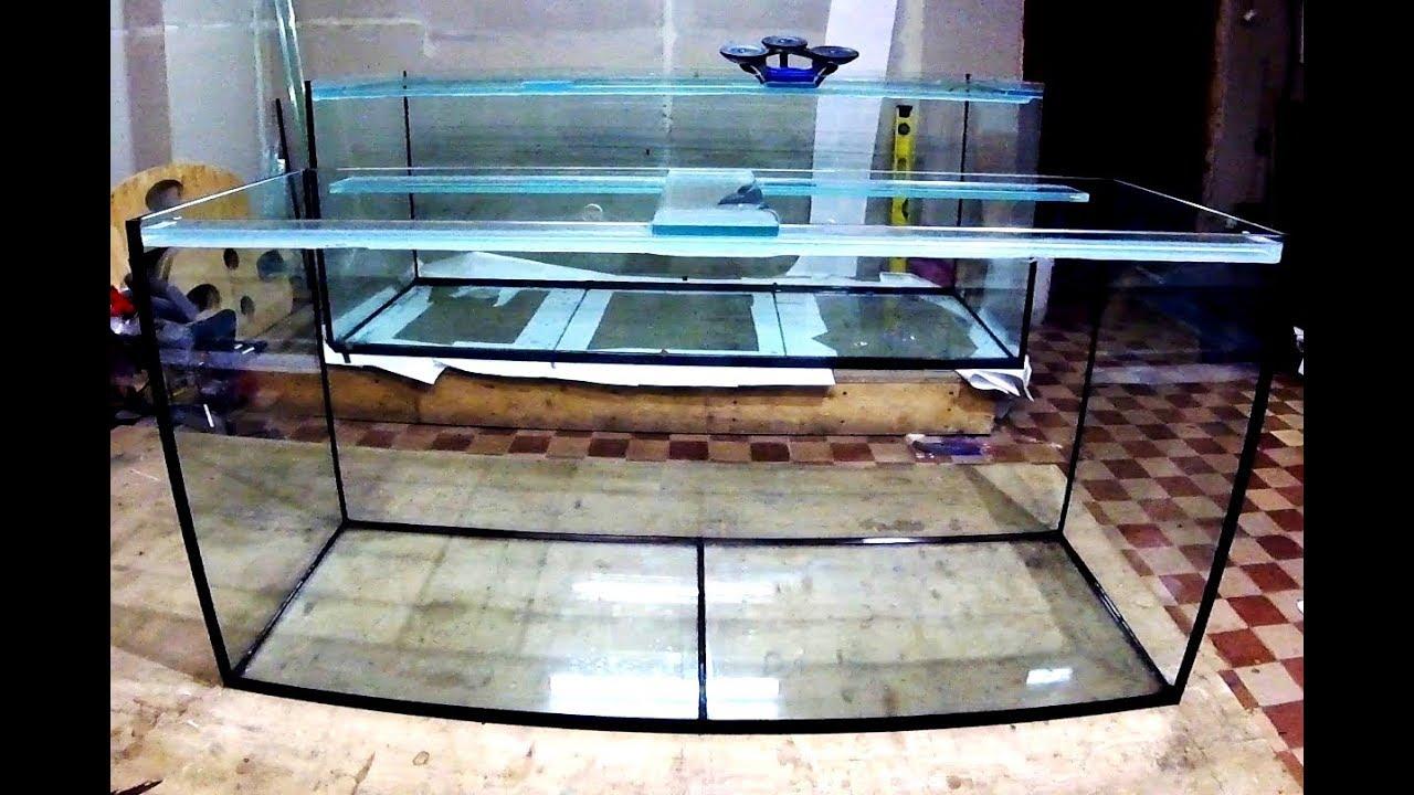 Изготовление аквариума своими руками фото 559