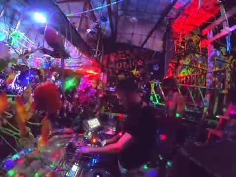 James Trystan @ Jungle Experience, Koh Phanagn  - June 1st 2015