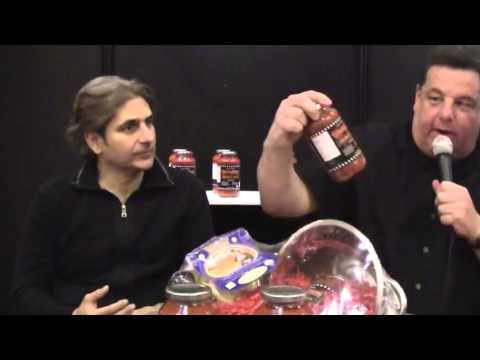 Sopranos Steve Schirripa Spaghetti Sauce