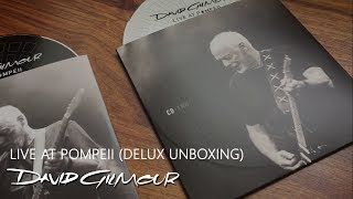 David Gilmour - Live At Pompeii (Deluxe Unboxing)