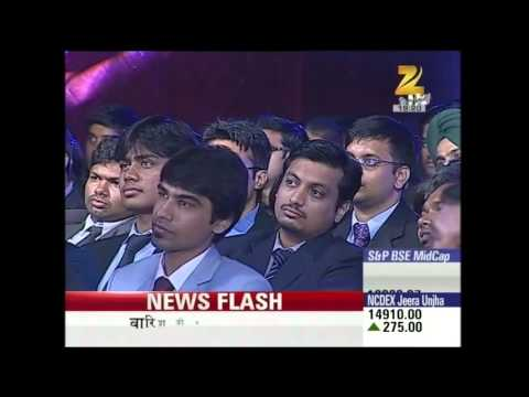 Dr Subhash Chandra Show : Role of  Media in Society