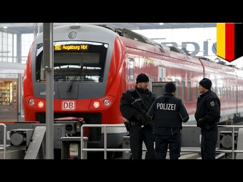 Munich terror threat: Two train stations closed over ISIS suicide attack scare - TomoNews