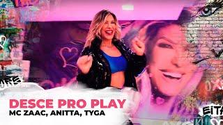 Baixar Desce Pro Play (PA PA PA) - MC Zaac, Anitta, Tyga   Coreografia (#FiqueEmCasa e Dance #Comigo)