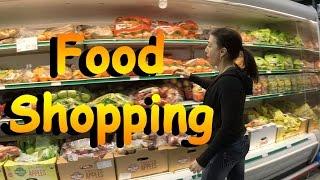 Food Shopping at BJs Wholesale Club