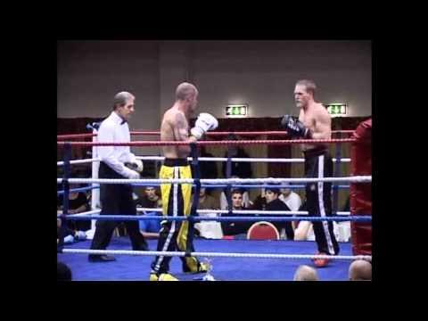 ISKA World Kickboxing Title - Dale Wood vs Brian Aston II