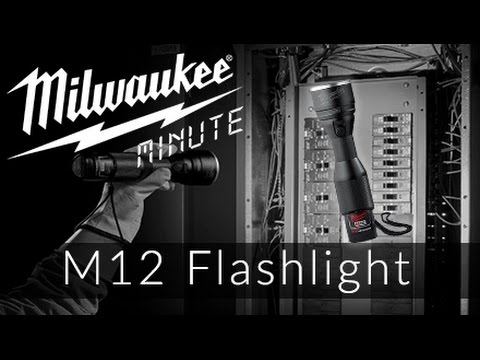 Image result for milwaukee m12 led metal flashlight