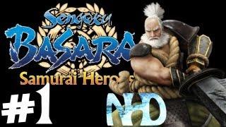 Sengoku Basara Samurai Heroes: Yoshihiro Shimazu Heroes' Story pt1(Hetsugigawa - Memories)