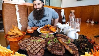THE UNDEFEATED BEEF BOARD CHALLENGE | The Chronicles of Beard Ep.126