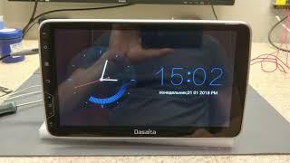 Dasaita не работает прием радио FM Tuner TEF6686 TDA7768 TDA7708