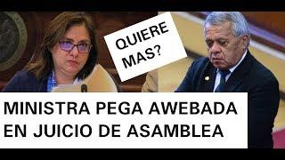 MINISTRA_DE_SALUD_PEGA_AHUEVABADA__AL_CHATO_VARGAS_POR_NO_HABER_LEIDO_EL_DOCUMENTO