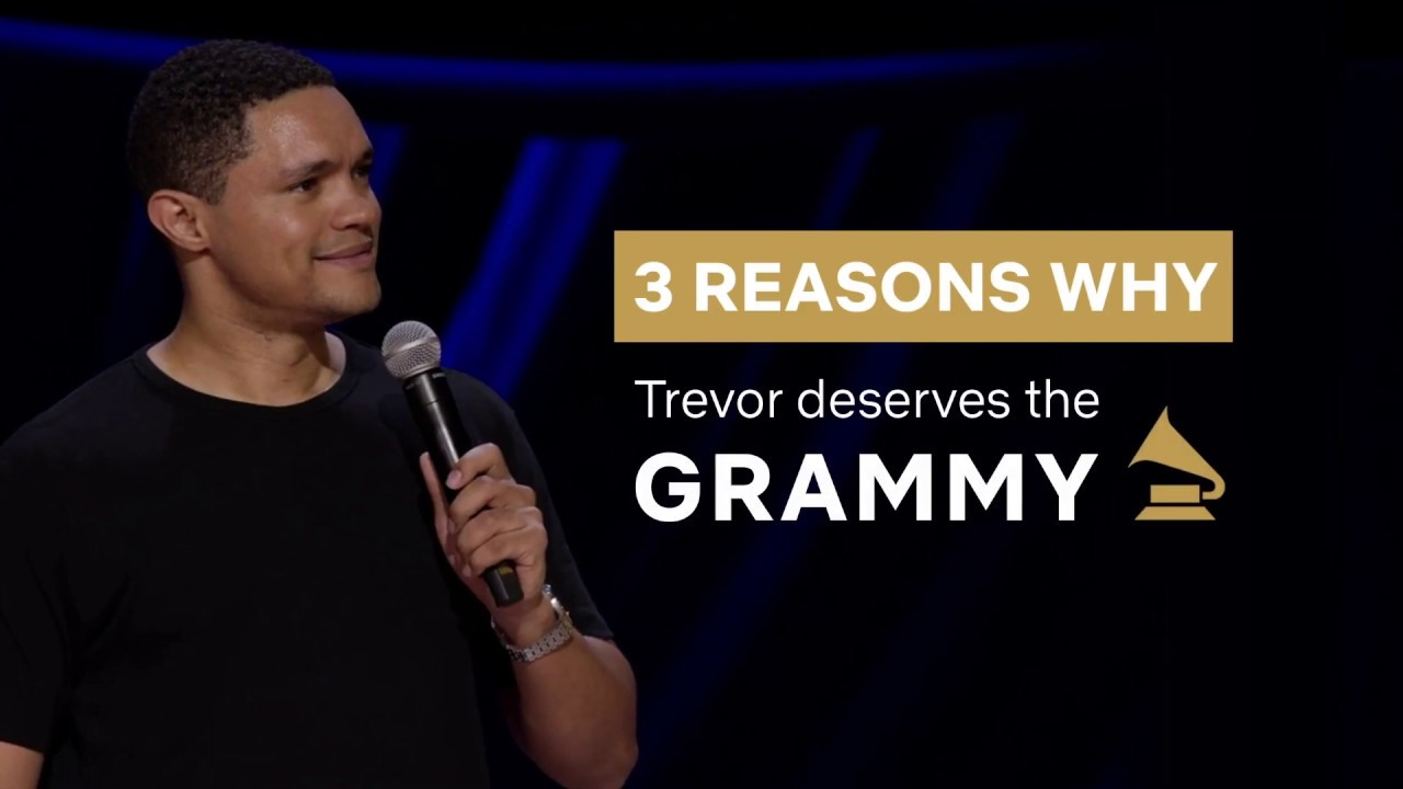 Download 3 Reasons Why Trevor Deserves The Grammy   Son Of Patricia   Netflix South Africa