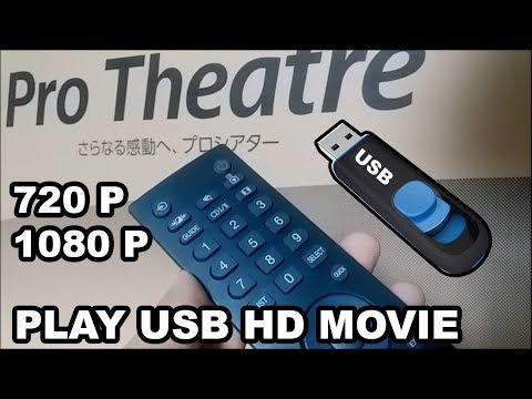 Bagaimana Cara Putar USB Video/Film HD Di Toshiba 43L37 - TV TIPS EPS 1