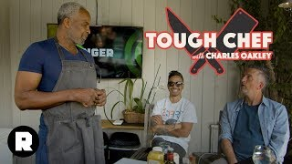Gambling and NBA Fight Stories | Tough Chef With Charles Oakley | The Ringer