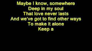 The Only Exception - Megan Nicole & Tyler Ward - With Lyrics