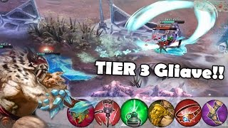 Tier 3 WP Glaive Skin! | Vainglory - Jungle Gameplay [I Get Mad A Little]
