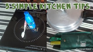 5 Simple  వంటింటి చిట్కాలు// 5Simple kitchen tips-3