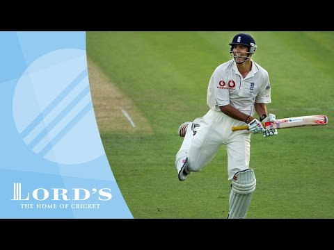 Cook's first Lord's Test century | England vs Pakistan