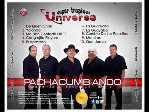 Super Tropical Universo_Cumbia de los Pajaritos.