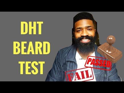 dht beard growth blocker test | Beard community poll