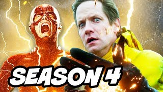 The Flash Season 4 Reverse Flash Rebirth Preview