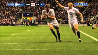 Tries Of The RBS 6 Nations Championship Volume 1