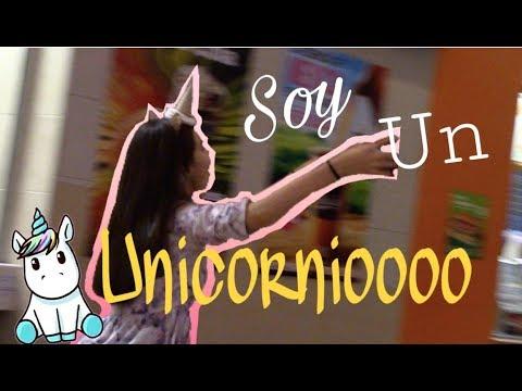 RETO DEL UNICORNIO CON LA BALA, LULU99, MARTINA, SOPHIE Y XIME PONCH