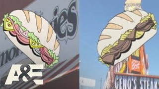 Parking Wars: Hoagie Vs. Cheese Steak