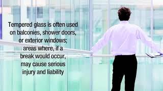 3M™ Window Film, Spontaneous Glass Breakage Protection