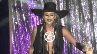 "Raja: ""Witchy Woman"" @ Showgirls!"