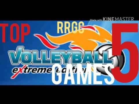Top 5 Volleyball Games for Android & IOS in 2018