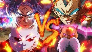 UNIVERSO 7 Vs. UNIVERSO 11 MACRO RAP | Dragon Ball Super Batalla Definitiva | BTH GAMES + 19 MC´S