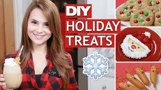 DIY Christmas Treats