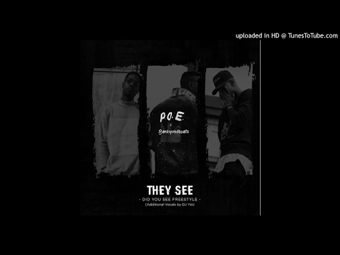 Poe - They See ('Did You See' Freestyle)