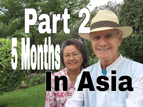 Part 2  Southeast Asia Living Vietnam Cambodia and Thailand Travel