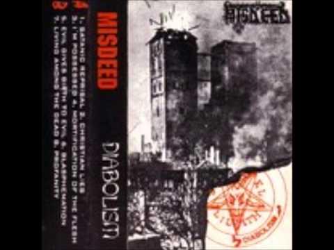 Download Misdeed -  Diabolism (Full Album)