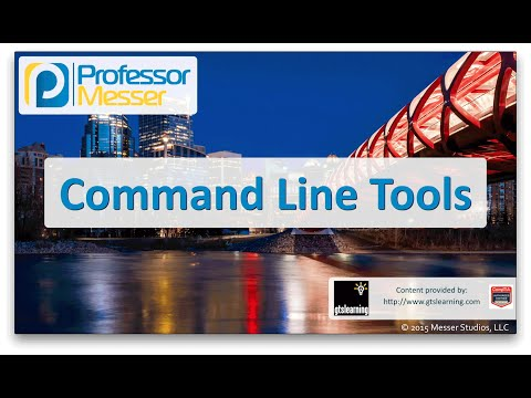 Descargar Video Command Line Tools - CompTIA Network+ N10-006 - 4.2
