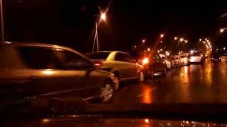 Массовая авария на ул. 21-я Амурская (20.09.2017)